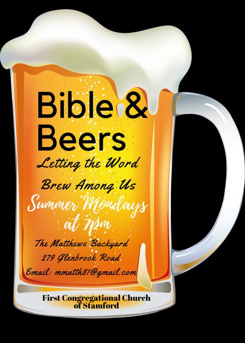 Bible & Beers