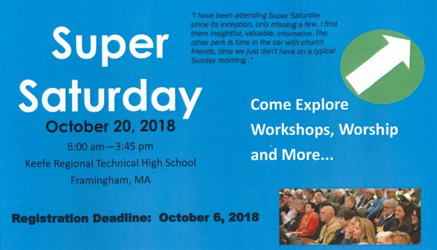 Super Saturday @ Keefe Regional Technical High School | Framingham | Massachusetts | United States