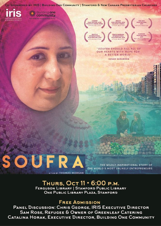 Soufra Screening @ Ferguson Library | Stamford | Connecticut | United States