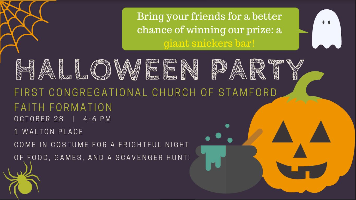 Halloween Party @ Dining Room | Stamford | Connecticut | United States