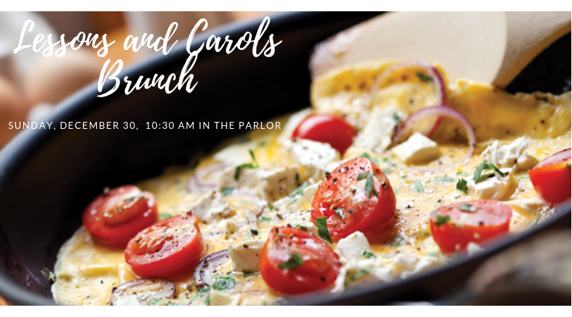 Lessons & Carols Brunch @ First Congregational Church Parlor | Stamford | Connecticut | United States
