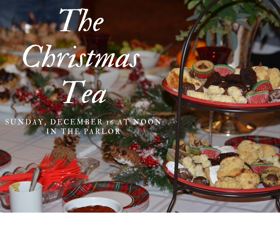 The Christmas Tea @ The Parlor | Stamford | Connecticut | United States