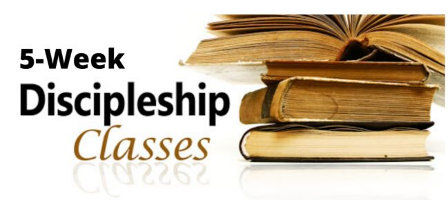 Jesus 101 Discipleship Classes @ https://zoom.us/j/299412407 | Stamford | Connecticut | United States
